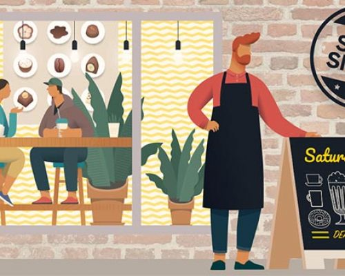 סרטון תדמית לעסקים קטנים